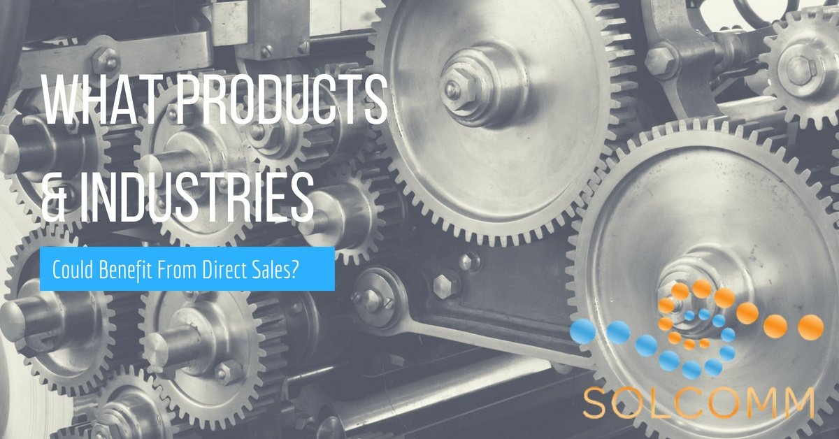 What products & industries