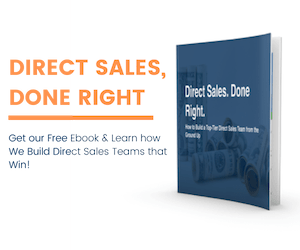 DIRECT SALES, DONE RIGHT